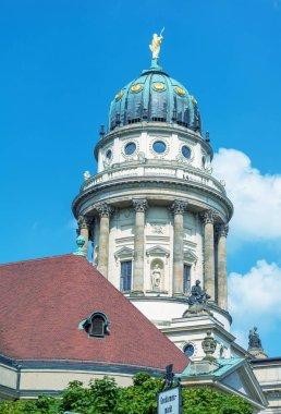 Gendarmenmarkt Square buildings in Berlin.