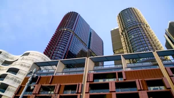 Sydney Barangaroo tall buildings, Australia