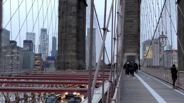 városi jelenet felvételeit a gyönyörű New York City, USA