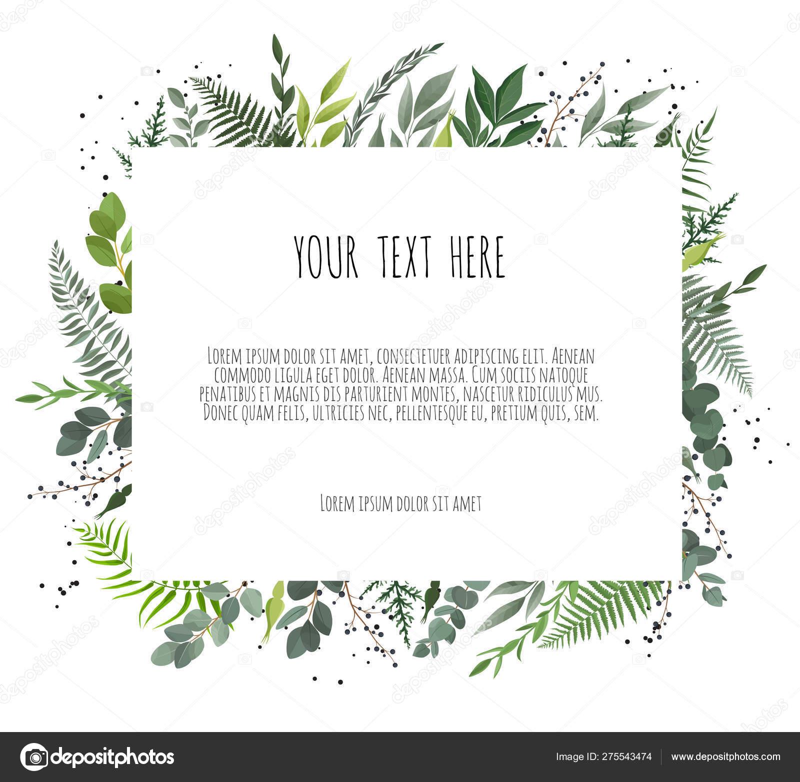 Postcard Invitation Template from st4.depositphotos.com