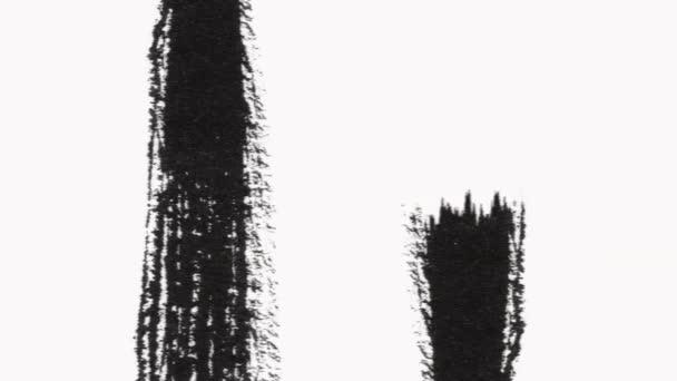 Absztrakt festékszóró átmenet feltár a textúra. Alfa-csatorna átlátszósága