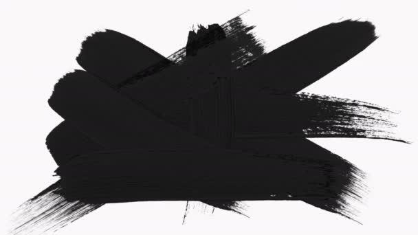 Rámeček - Přechod štětcem na štětec Odhalení s matnou lupou - transparentnost.