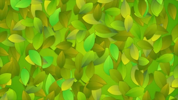 Fényes nyári zöld absztrakt OVA epizódnak
