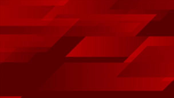 Tmavě červená technika geometrické abstraktní pohyb pozadí
