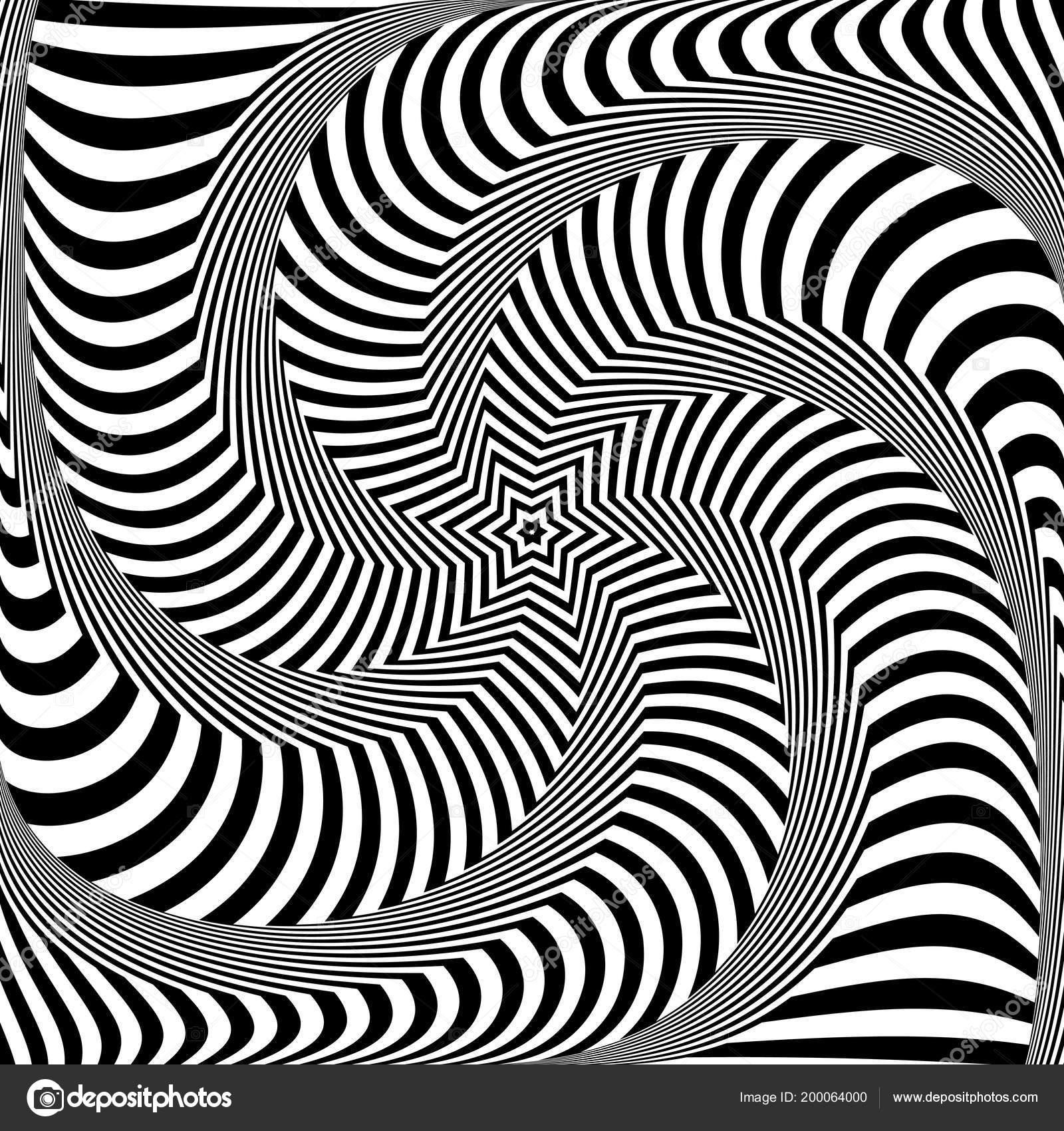 Abstract Art Design Lines Texture Vector Illustration
