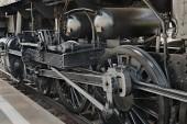 Fényképek Steam locomotive részletesen