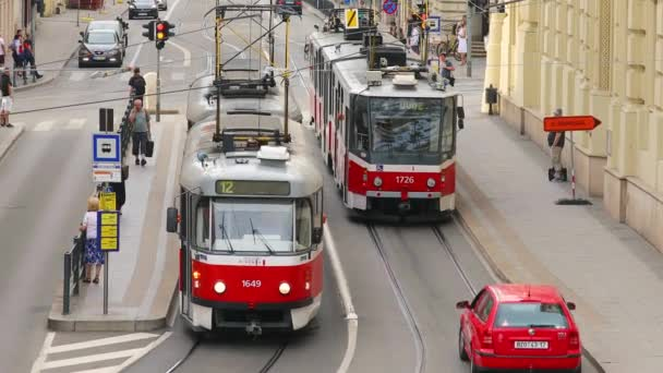 Tramvaje na ulici