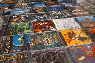 Metal CD albums