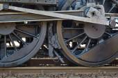 Fényképek Steam locomotive gördülés bezárása