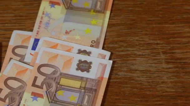 Počítání peněz, euro
