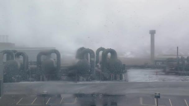 Geothermie-Kraftwerk