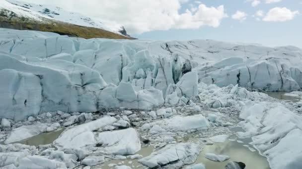 gleccser Izlandon