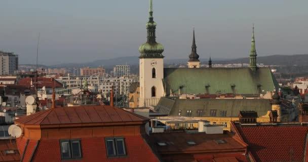 Vyhlídka na centrum Brna