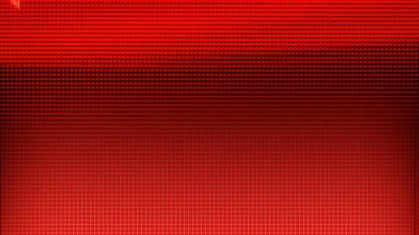 A piros grafikon recesszió vagy pénzügyi válság formájában lefelé halad a táblán 3D-s animáció