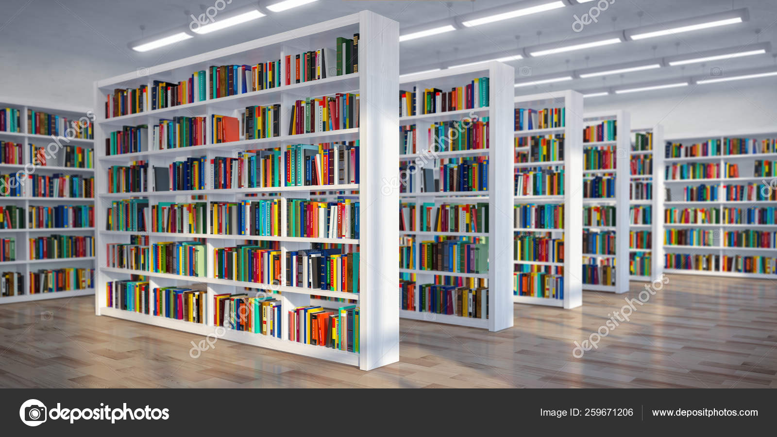Astounding Library Background From White Bookshelves With Books And Download Free Architecture Designs Rallybritishbridgeorg