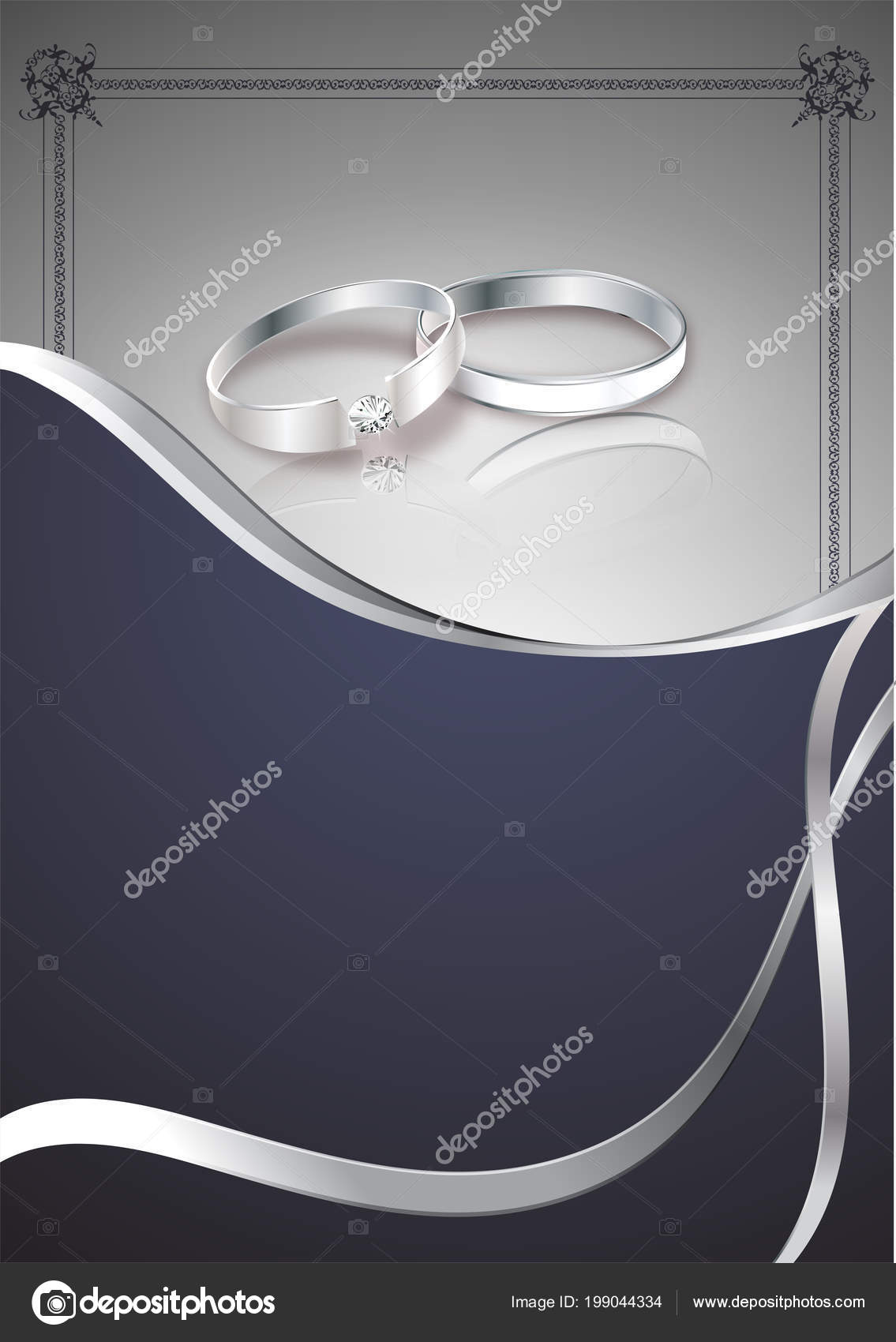 Images Ring Ceremony Invitation Card Design Engagement