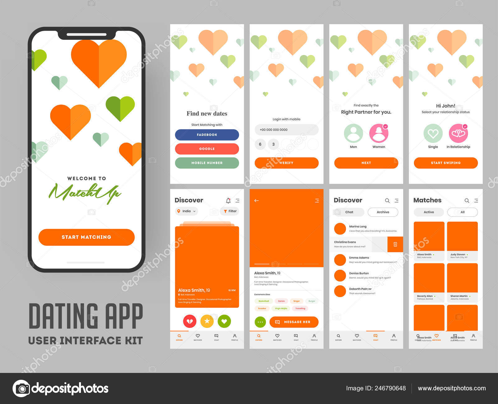 dating app for mobil