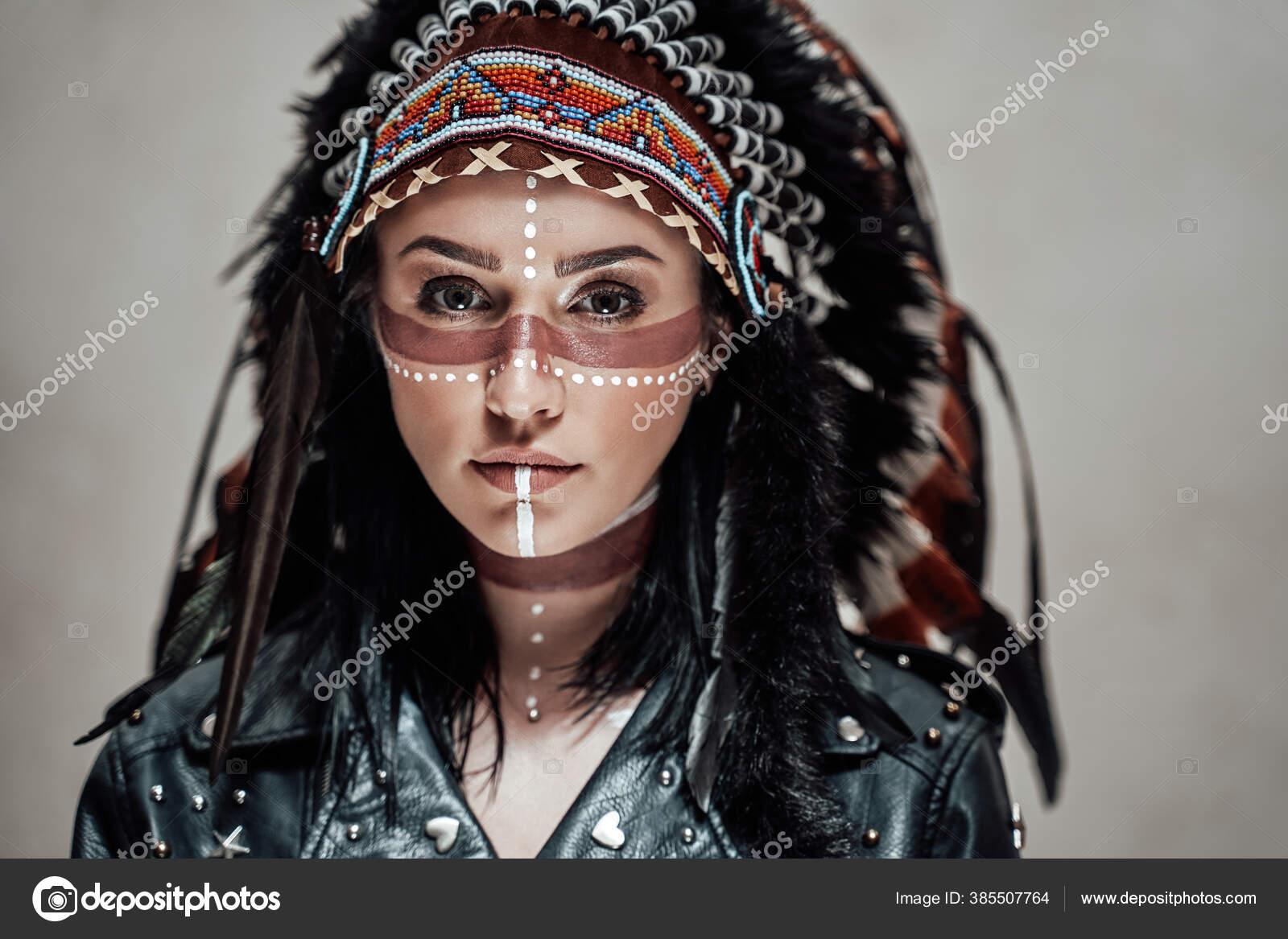 ᐈ Native American Model Female Stock Photos Royalty Free Native American Female Images Download On Depositphotos