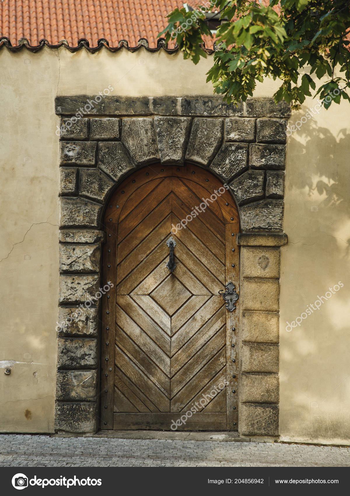 Hermosas Puertas Madera Las Calles Evrope Puertas Antigua Hecha Mano