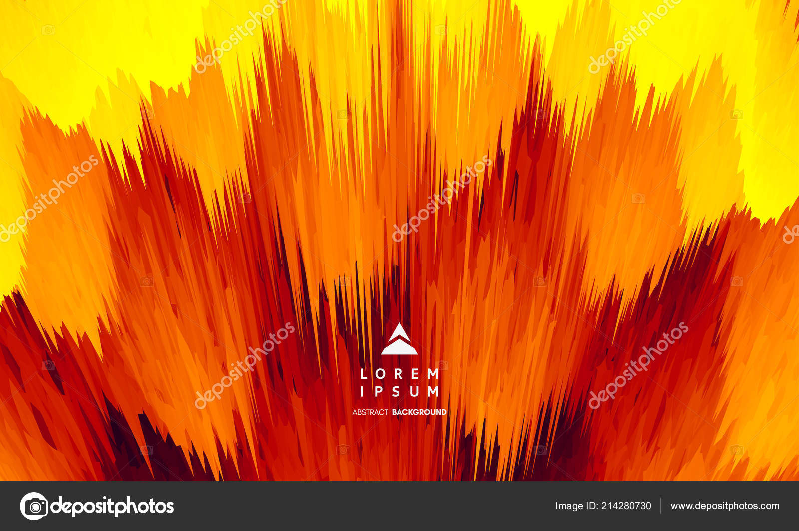 Abstract Background Dynamic Effect Motion Vector