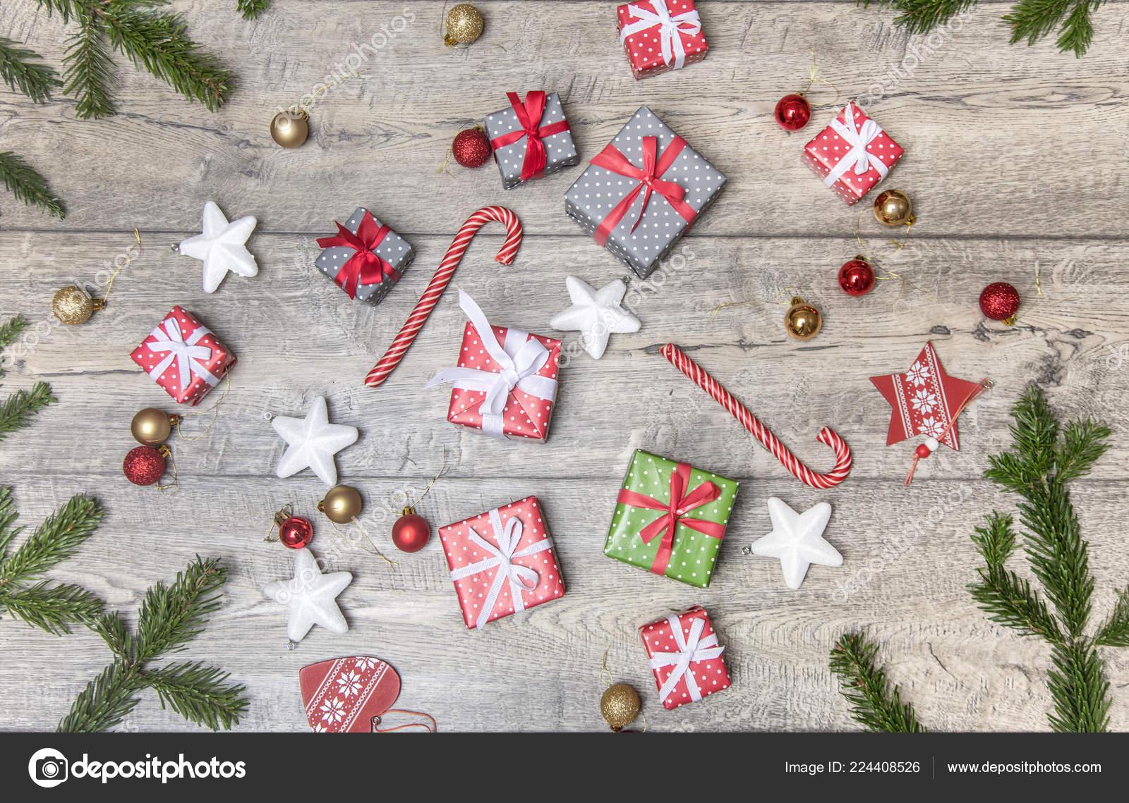 Accessori Natale.Bella Serie Accessori Natale Natale Albero Rami Regali