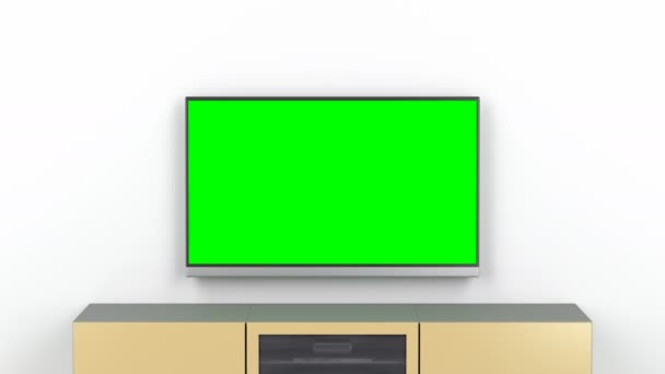 Green Screen Modern Stand Living Room Video By Magraphics Stock Footage 235836802