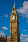 Fotografie Famous Big Ben clock tower in London, UK.