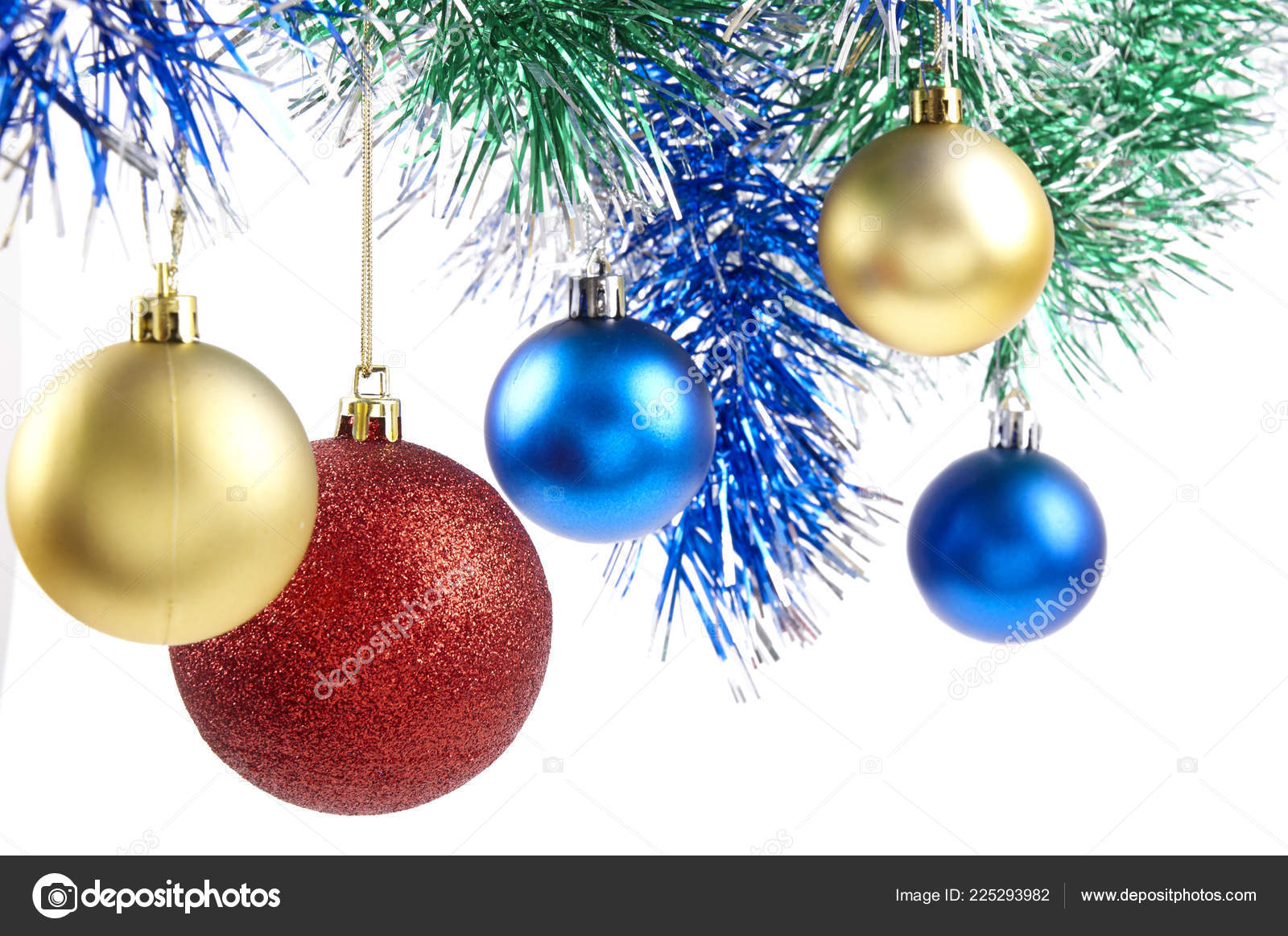 Christmas Ornaments Background.Christmas Ornaments White Background Christmas Decoration