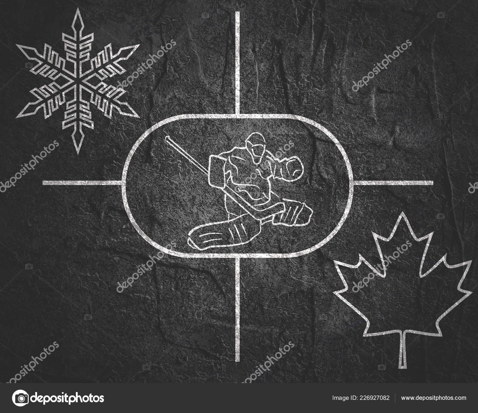 Ice Hockey Background Stock Photo C Jegas Ra 226927082