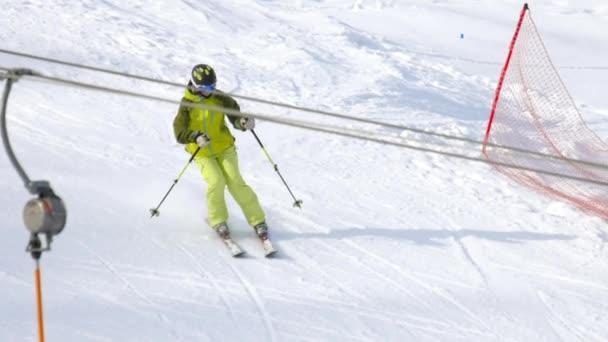 Hobby-Skirennfahrer