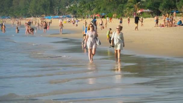 High season in Karon beach in Phuket