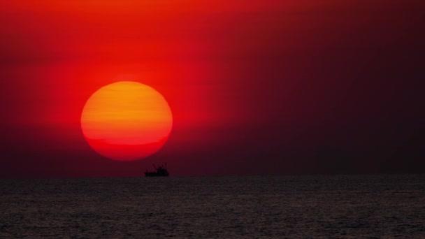 Krajina západu slunce na Phuketu