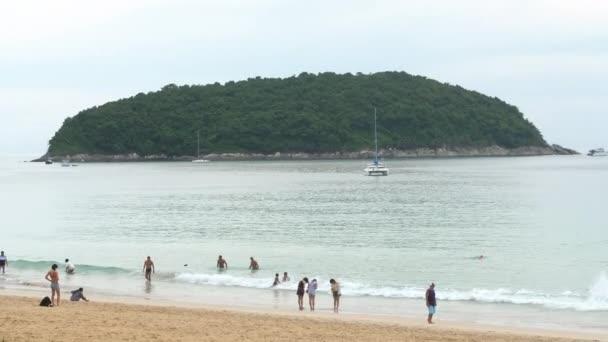 Nai Harn beach, south of Phuket Island