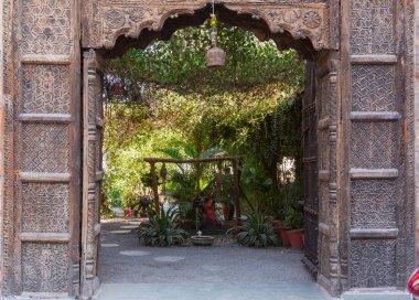 Beautiful Garden in Udaipur