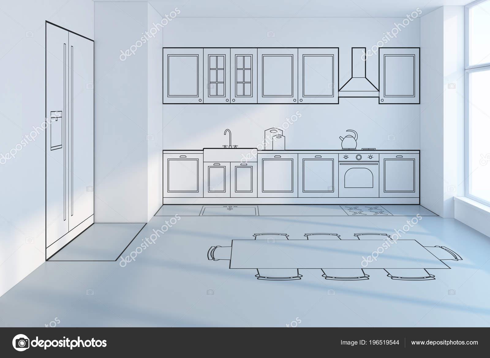 Luxury Kitchen Planning Images - Modern Kitchen Set - dietmania.info