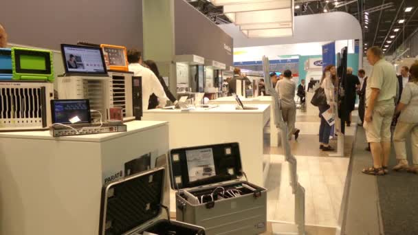 IFA, BERLIN - SEPTEMBER 5 2016: Pavilion Parat at IFA Global Markets in Berlin, Messe, Germany.