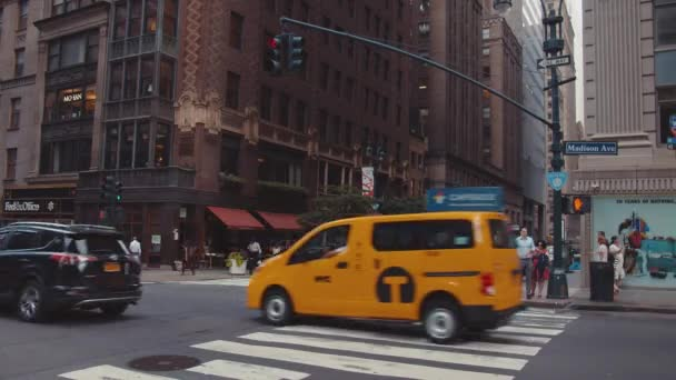 Silniční doprava na Manhattanu, New York City