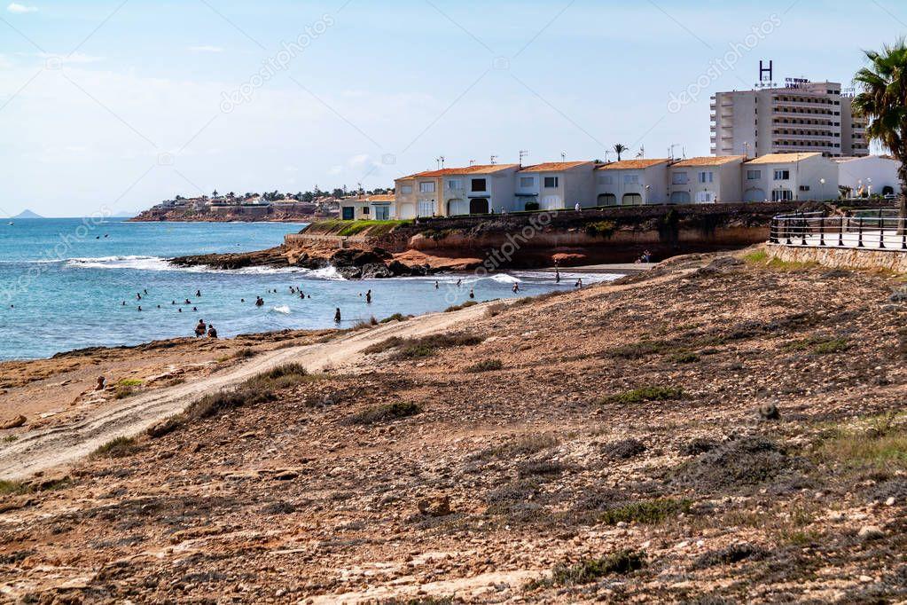 Mosca Cala playa.
