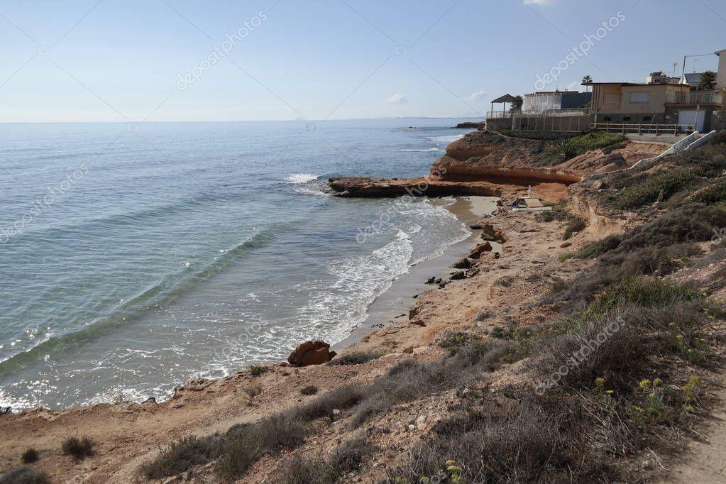 Pilar coastline and beach