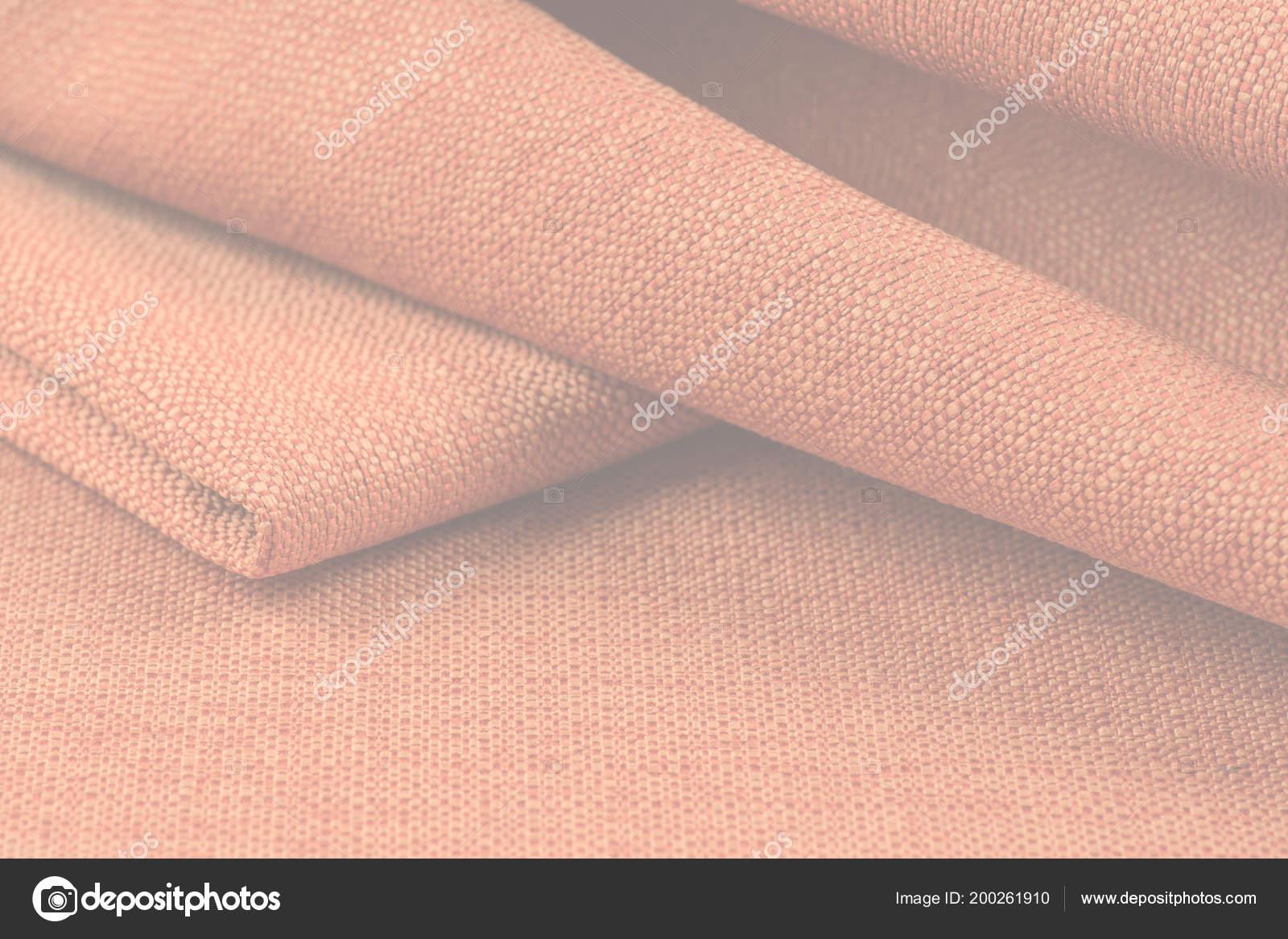Zerknitterten Stoff Hintergrund Und Textur Zusammenfassung ...