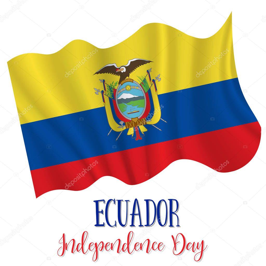 Эквадор открытка, мужчине