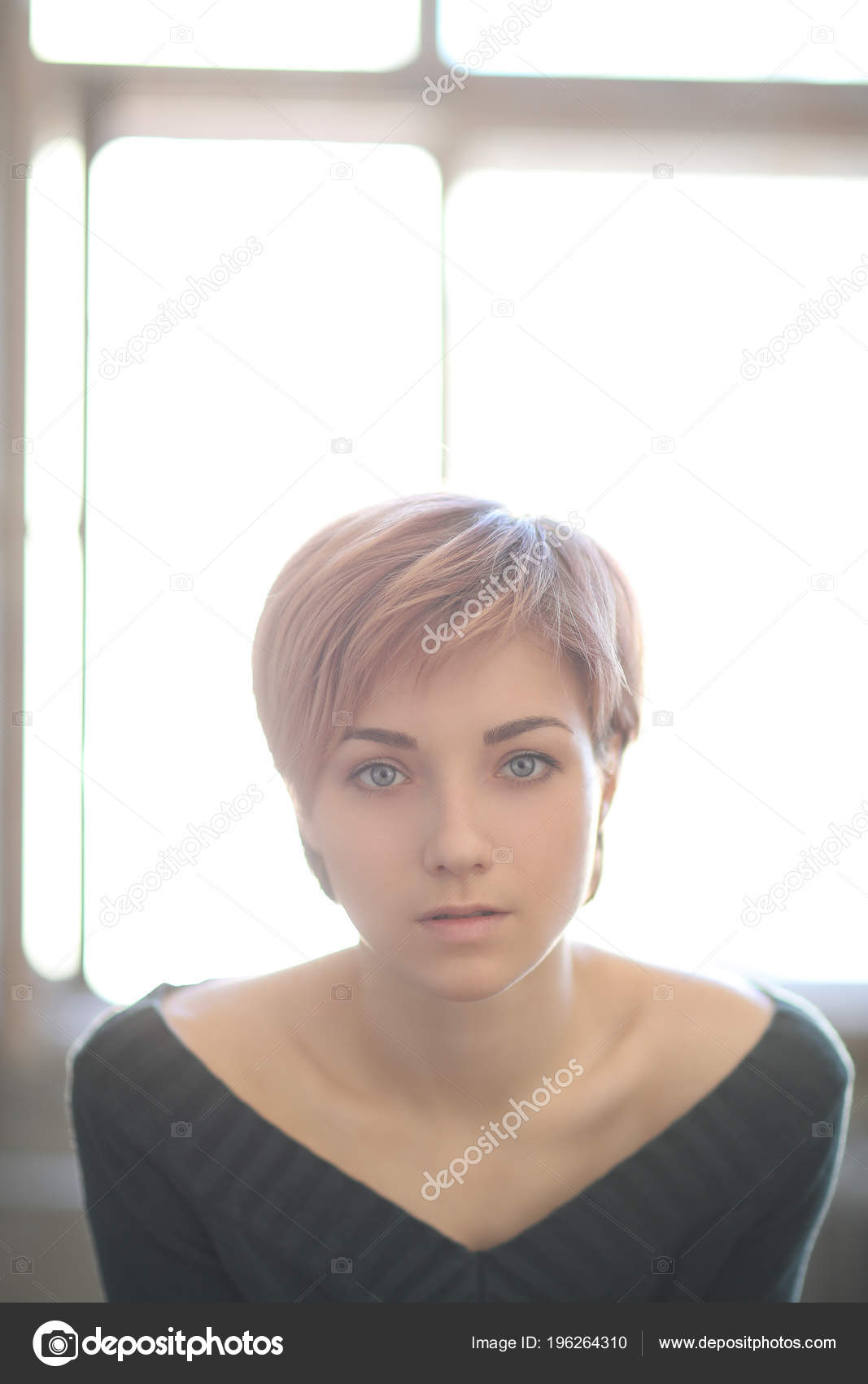 Cortes de cabello para dama joven cortos