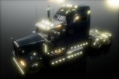 világos amerikai teherautó track Studio