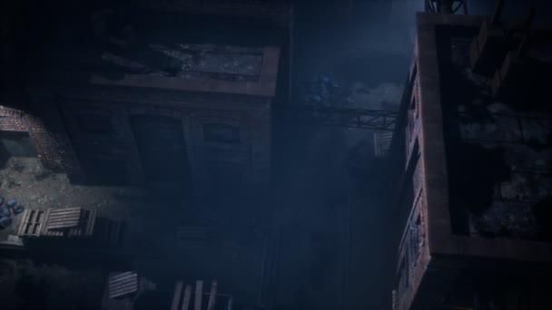 Luftaufnahme der Alten Fabrik