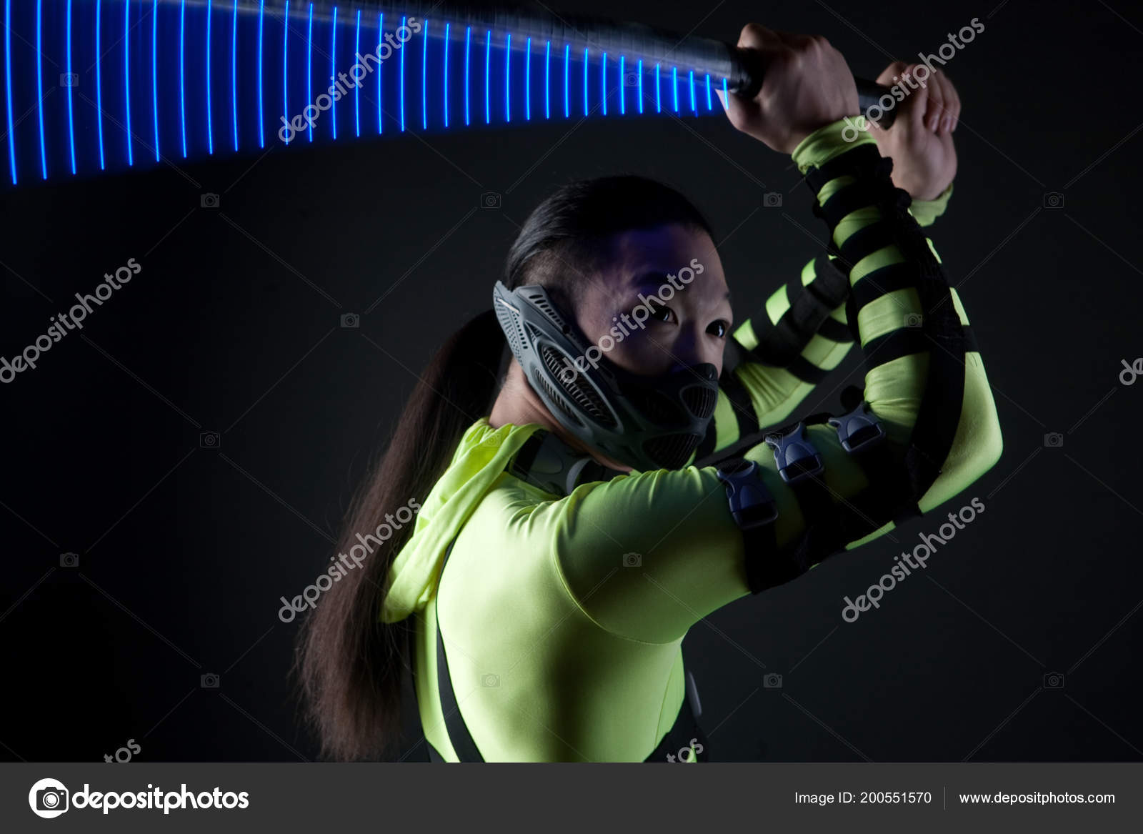 cyber man asian style stock photo kanareva 200551570