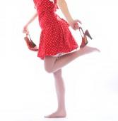 Photo beautiful legs woman