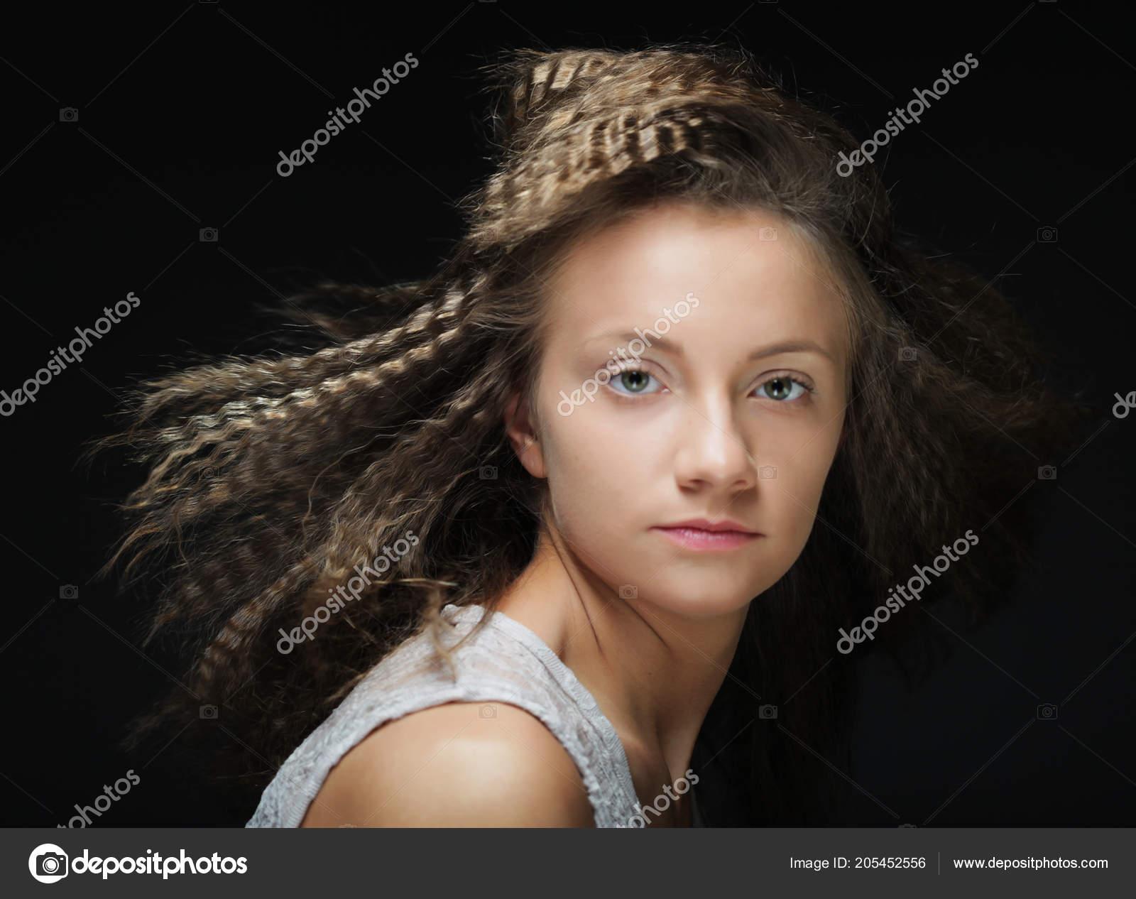 Curly anna porn