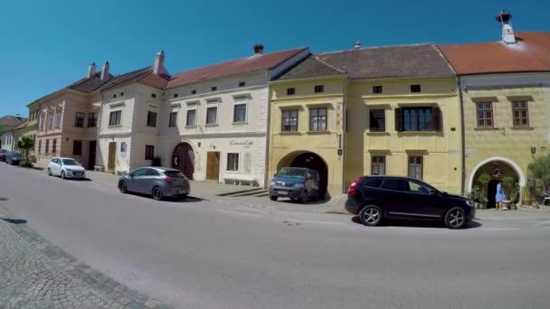 Small beautiful Austrian village Rust.07. 05. 2018 Austria