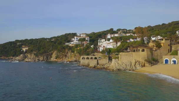 Nice small Spanish town in Costa Brava in Catalonia. Calella de Palafrugell