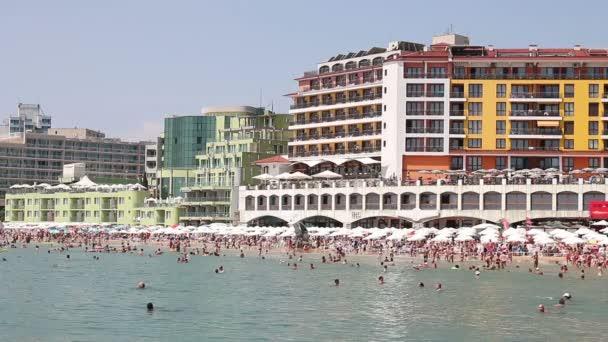 South beach Black sea Nessebar Bulgaria